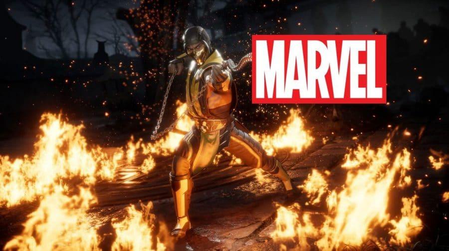 Fãs acham que Ed Boon está sugerindo jogo de luta da Marvel
