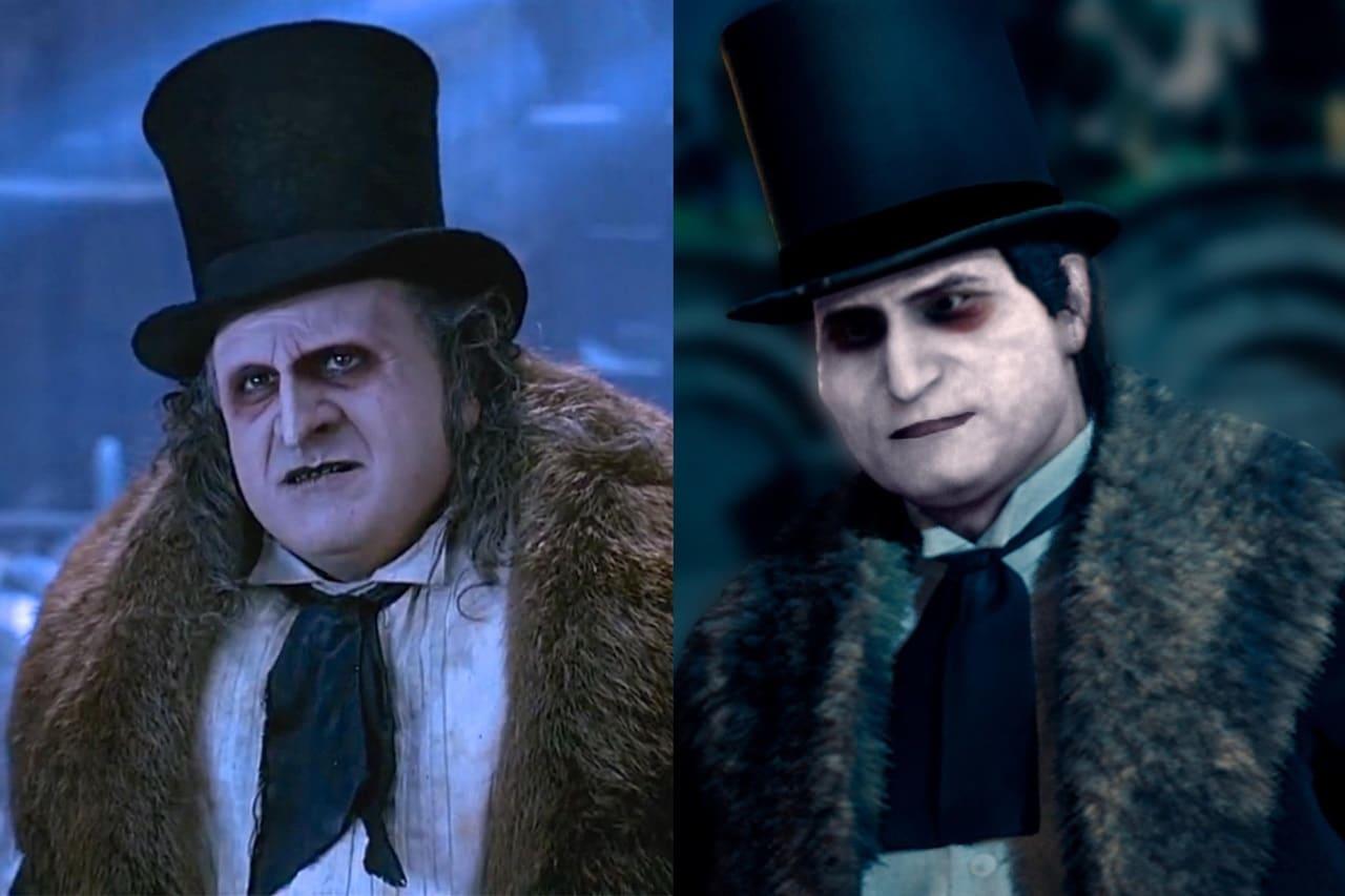 Pinguim, vilão de Batman, recriado em personagem de Red Dead Online