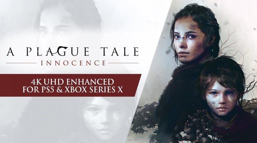 Com update gratuito, A Plague Tale: Innocence terá versão de PS5 em julho