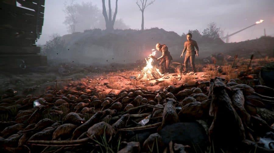 A Plague Tale: Innocence ocupará 33 GB no SSD do PlayStation 5