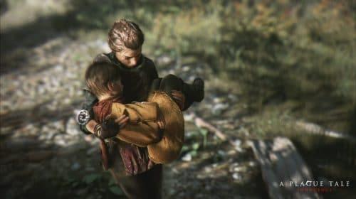 A Plague Tale: Innocence terá suporte às tecnologias do DualSense no PS5