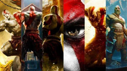 God of War: relembre a história de Kratos, o Deus da Guerra