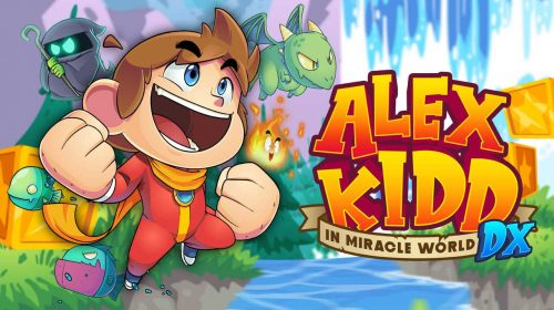 Alex Kidd in Miracle World DX: vale a pena?