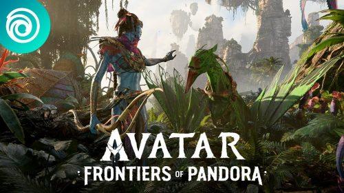 Exclusivo da nova geração! Ubi revela lindo trailer de Avatar: Frontiers of Pandora
