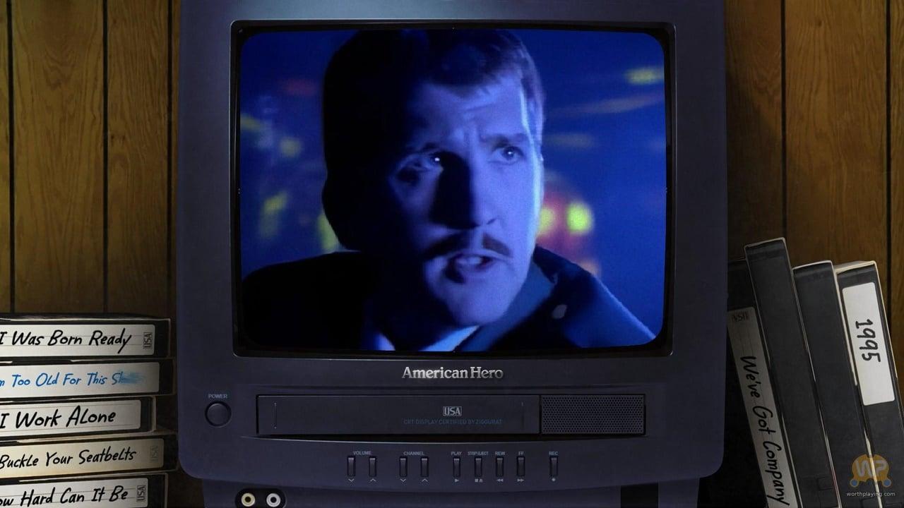 Imagem do jogo American Hero.