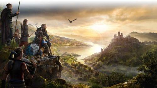 Assassin's Creed Valhalla ajuda impulsionar o turismo na Irlanda
