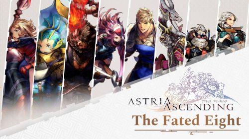 Criado por ex-devs de Final Fantasy, Astria Ascending será lançado em setembro