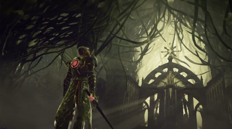Babylon's Fall será totalmente online e terá crossplay entre PlayStation e PC