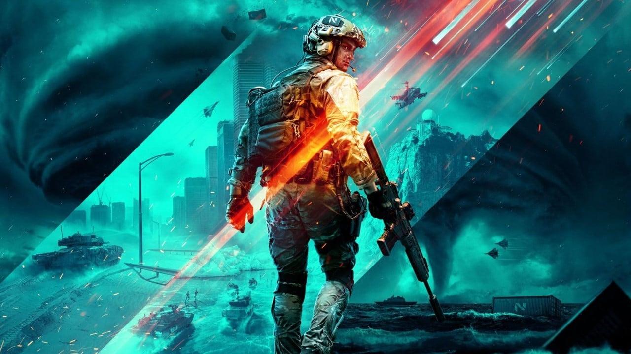 Soldado de Battlefield 2042