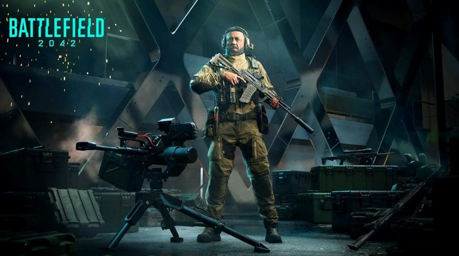 Battlefield 2042 terá bots para preencher partidas com poucos jogadores