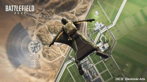 Acesso antecipado ao Battlefield 2042 começa em 12 de novembro