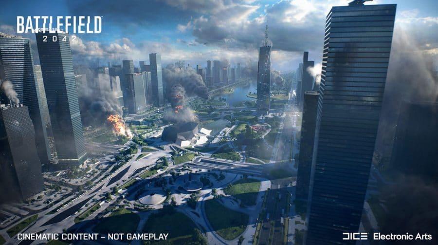 Preço de Battlefield 2042 de PlayStation 5 é reajustado na PS Store
