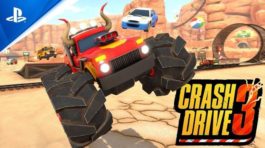 Com crossplataforma, Crash Drive 3 chegará em julho ao PS4 e ao PS5