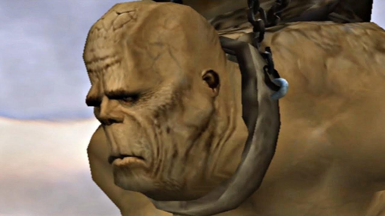 Cronos - A história de Kratos