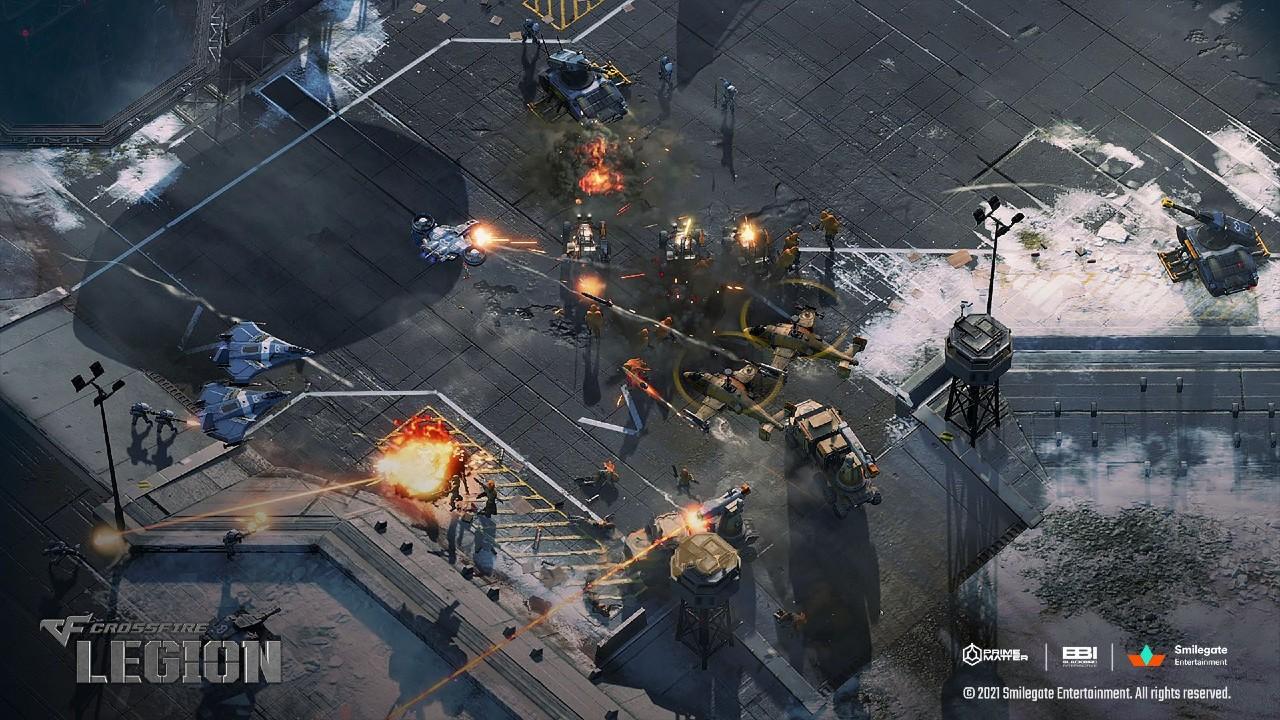 Crossfire Legion