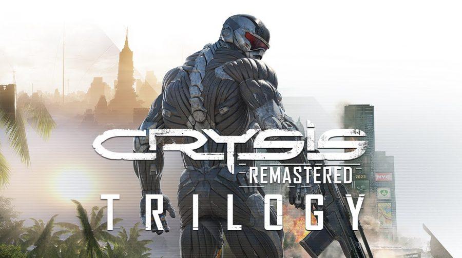 Crysis Remastered Trilogy é anunciado para PS4 e chega na primavera
