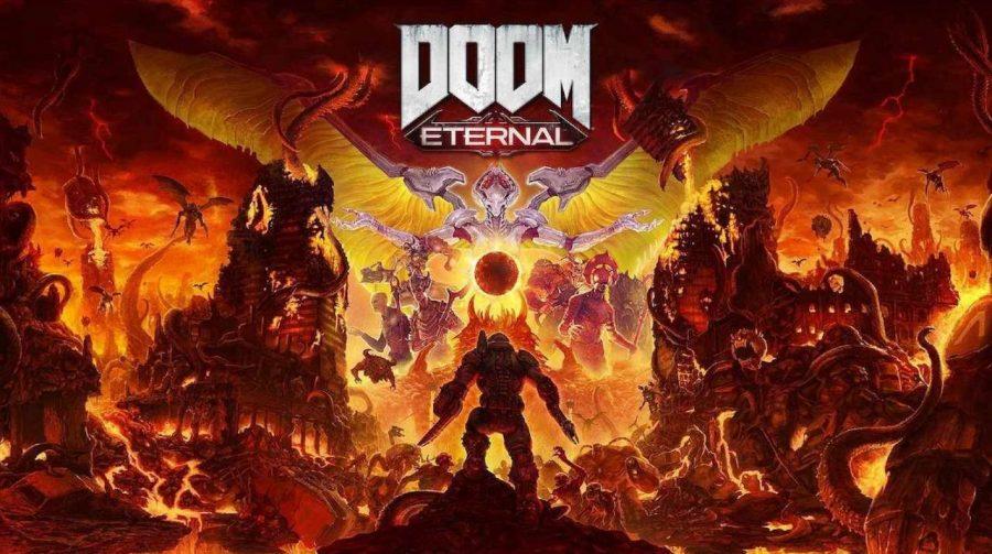 DOOM Eternal chega ao PS5 no final de junho com ray tracing e até 120 FPS