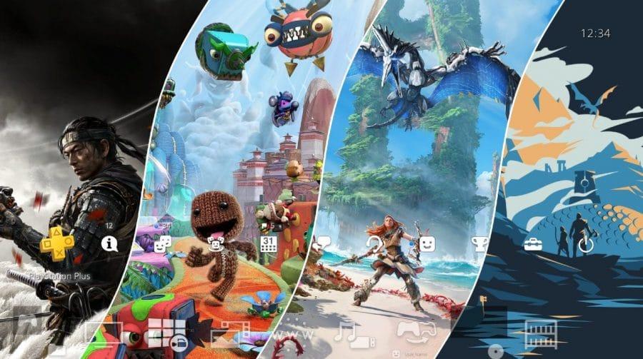 Comunidade completa 3º desafio do Days of Play e Sony oferece tema dinâmico de PS4