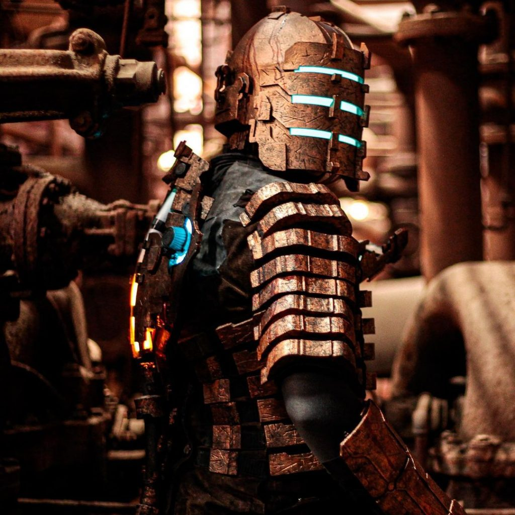 Dead Space - Cosplay 1