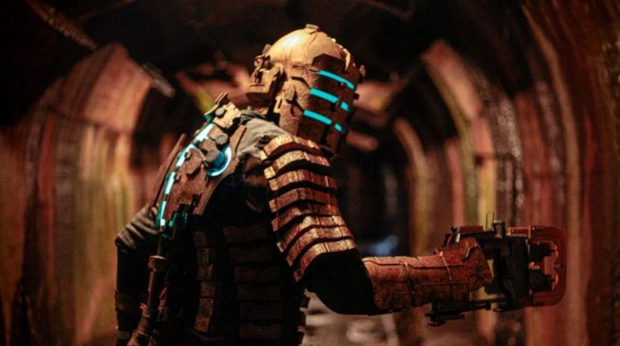 Incrível cosplay de Dead Space tem até famoso indicador de energia