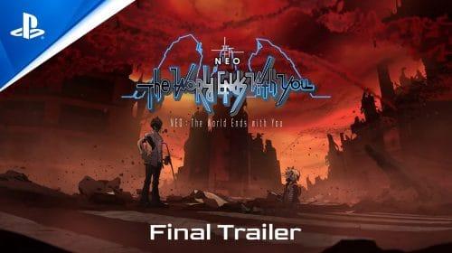 Demo de NEO: The World Ends With You estará disponível nesta sexta (25)