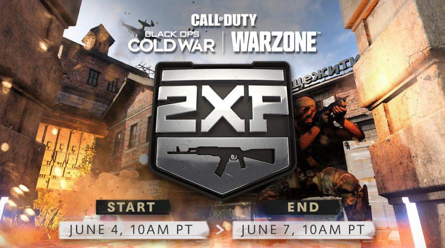 Warzone e Cold War estão oferecendo o dobro de XP para armas até segunda (07)