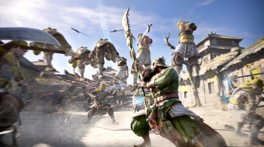 Novo trailer de Dynasty Warriors 9: Empires foca nos recursos do jogo