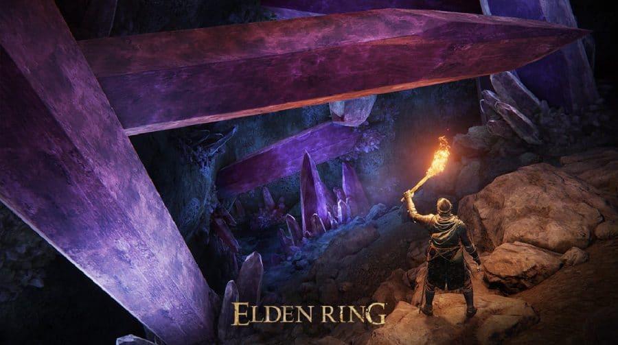 "Quase pronto! Elden Ring está ""nos estágios finais do desenvolvimento"""