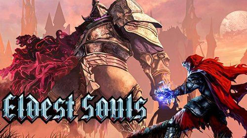 Eldest Souls, soulslike em 2D, chega em julho ao PS4 e PS5