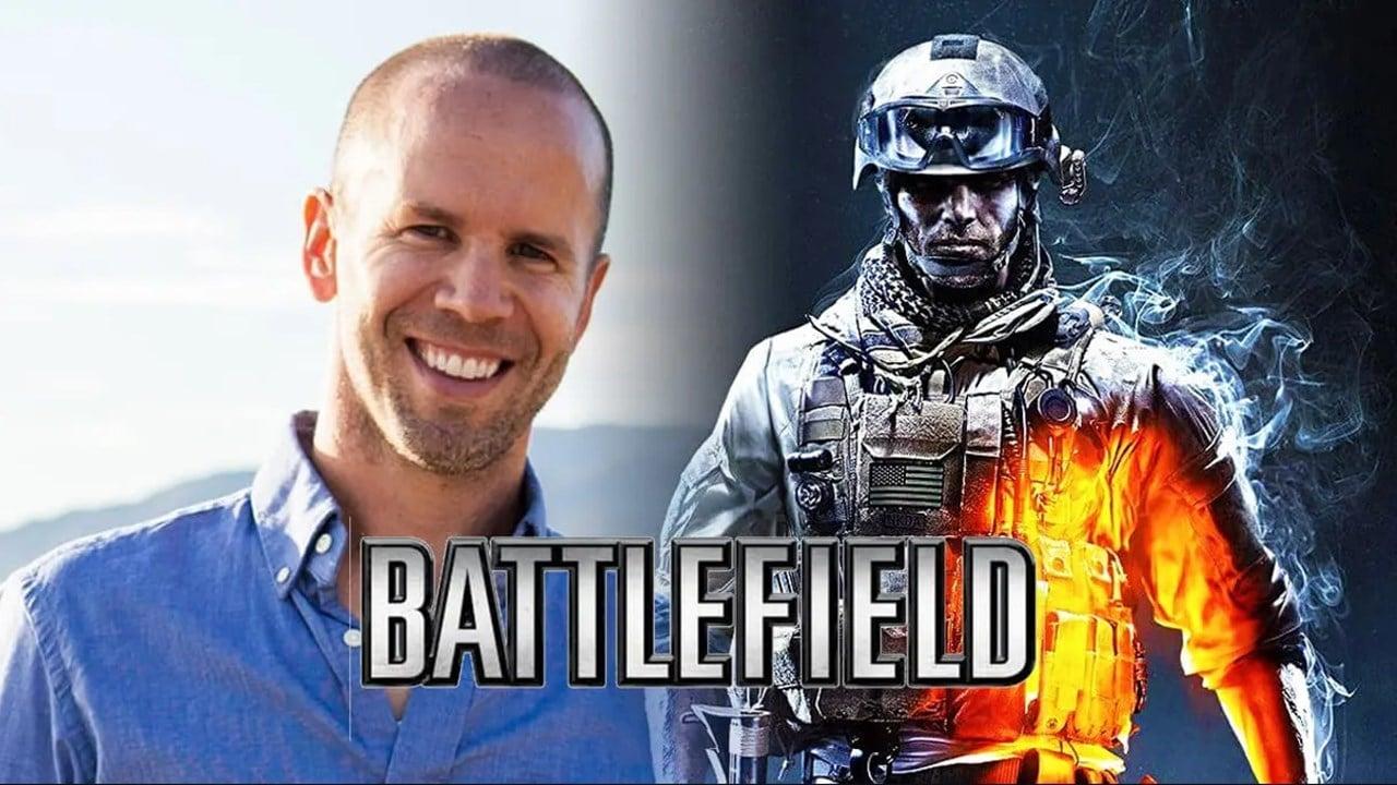 Byron Beede, novo contratado da Electronic Arts