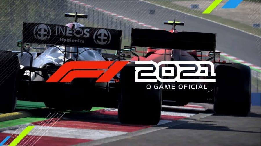 Codemasters reabilita áudio 3D no F1 2021 para PlayStation 5