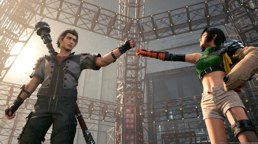 Diretor de FFVII Remake quer os combos do gameplay do DLC