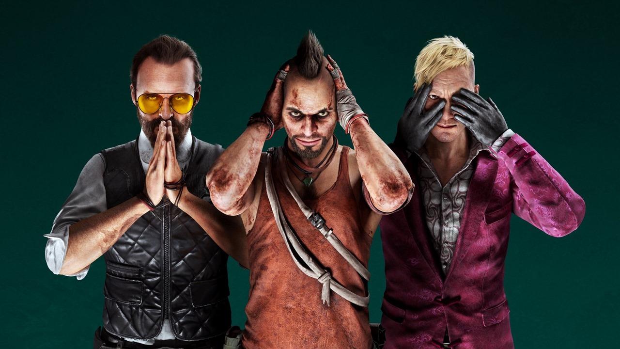 Vilões do Passe de Far Cry 6