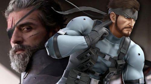 Filme de Metal Gear Solid terá um