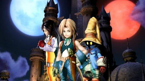Série infantil de Final Fantasy IX está sendo produzida por estúdio francês