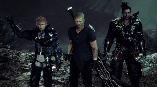 DEMO de Stranger of Paradise: Final Fantasy Origin já disponível na PS Store