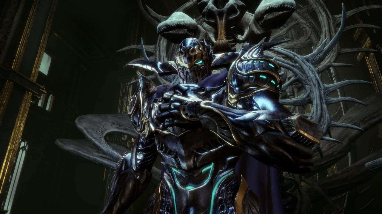 Imagem do boss da demo de Final Fantasy Origin