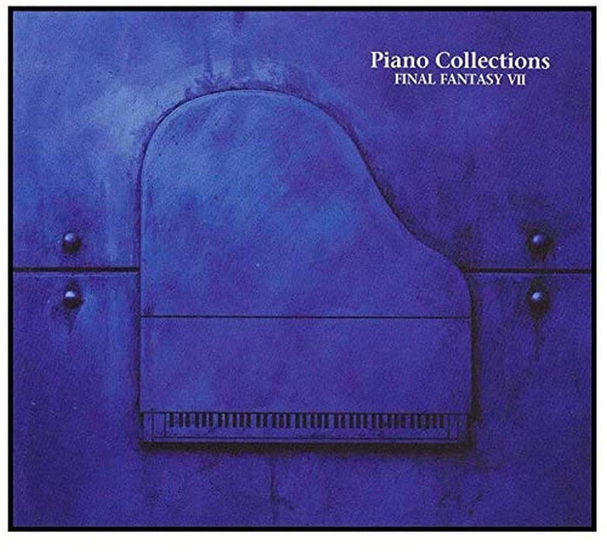 Capa do album Piano Collections: Final Fantasy VII