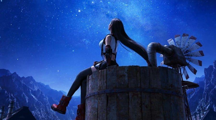 Easter egg de Final Fantasy VII Remake é descoberto no bar de Tifa