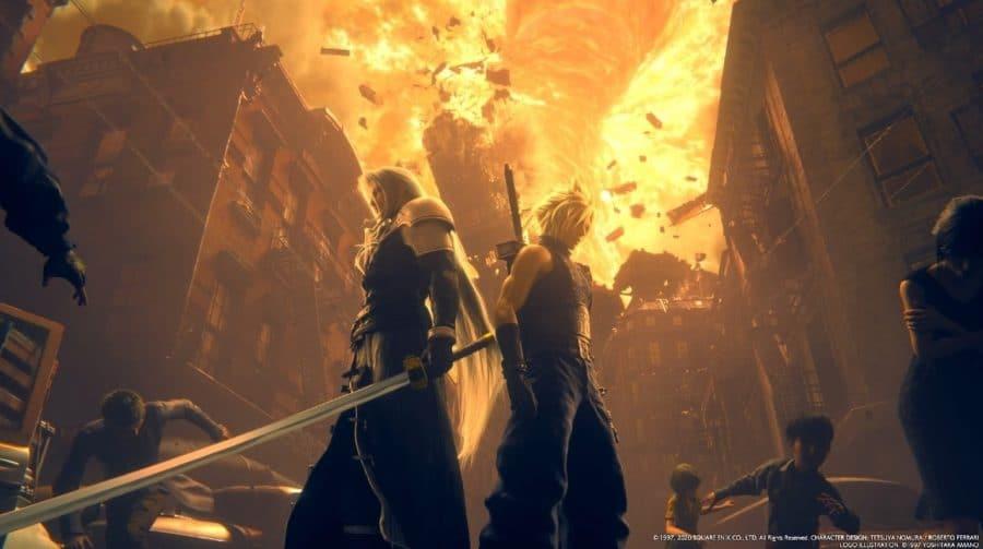 Troféus de Final Fantasy VII Remake Intergrade aparecerão após upgrade gratuito