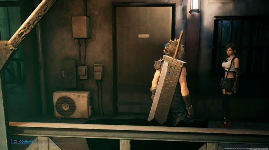 Final Fantasy VII Remake: texturas de baixa qualidade serão corrigidas no PS5