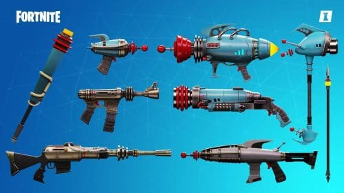 Fortnite: novas armas alienígenas podem chegar em breve ao battle royale