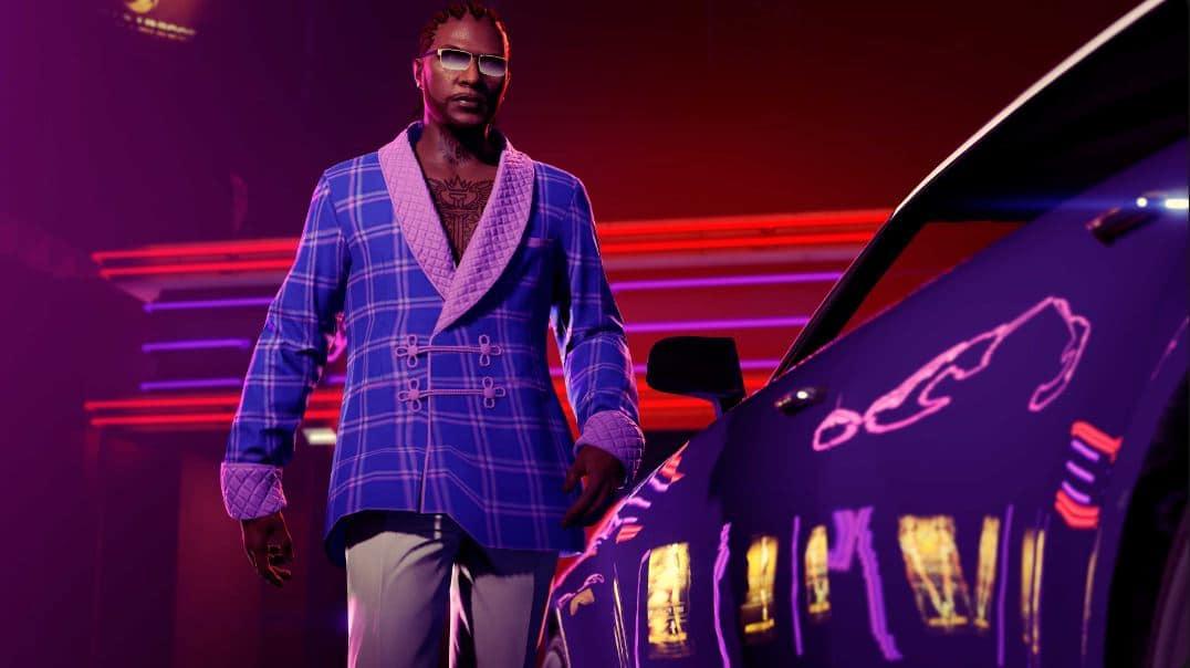 Roupa de GTA Online