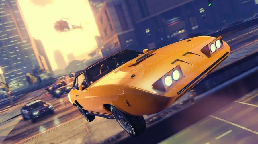 GTA Online: veja quais são os 5 carros mais rápidos do game