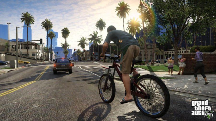Exploit em GTA Online faz bicicletas andarem mais rápido que