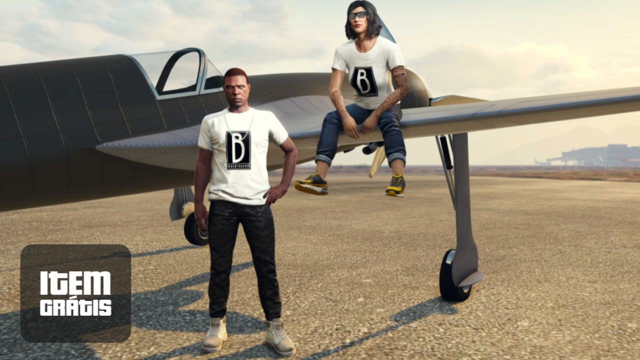 GTA Online - Buckingham Camiseta