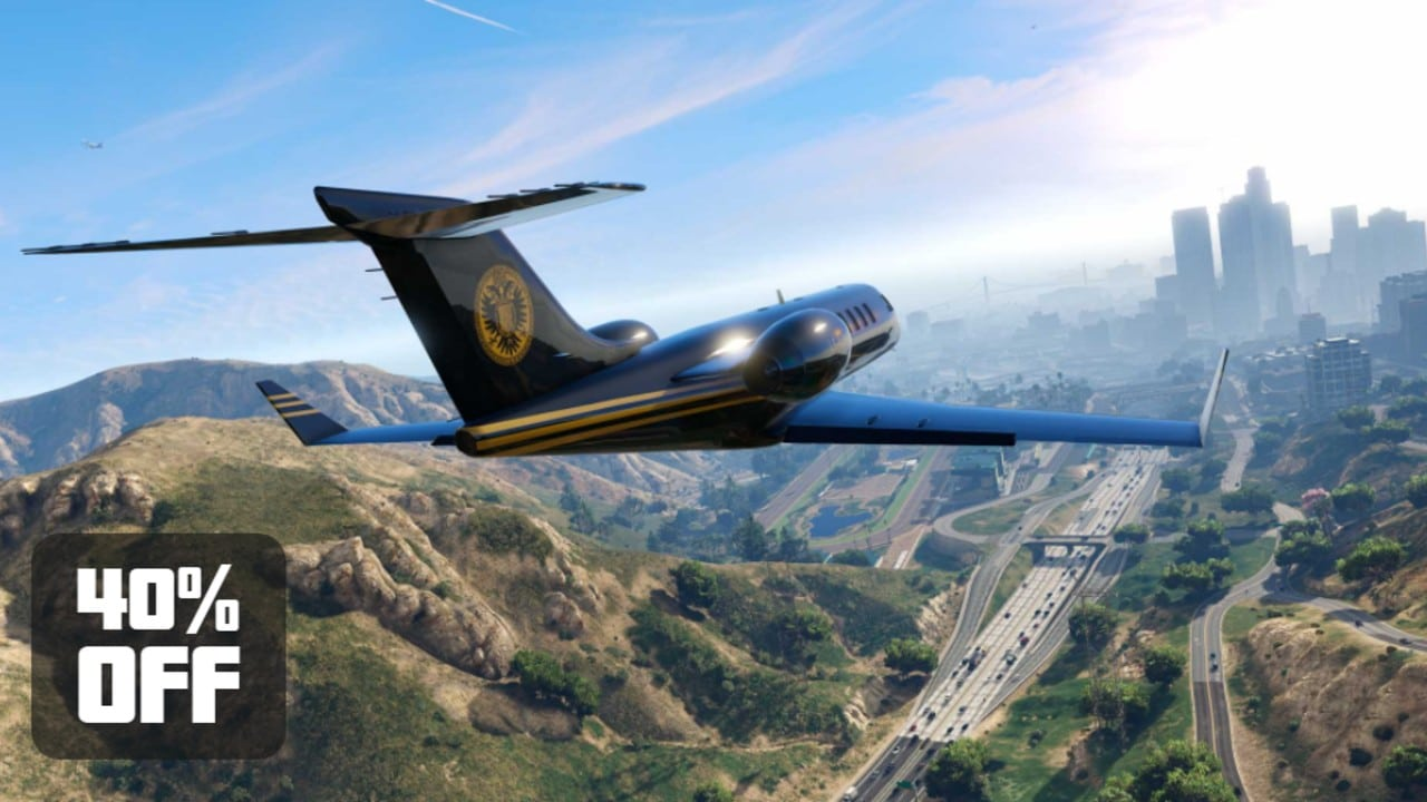 GTA Online - Buckingham Luxor