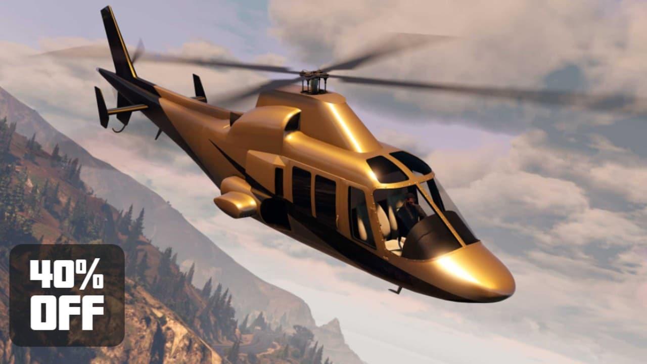 GTA Online - Buckingham Swift Deluxe