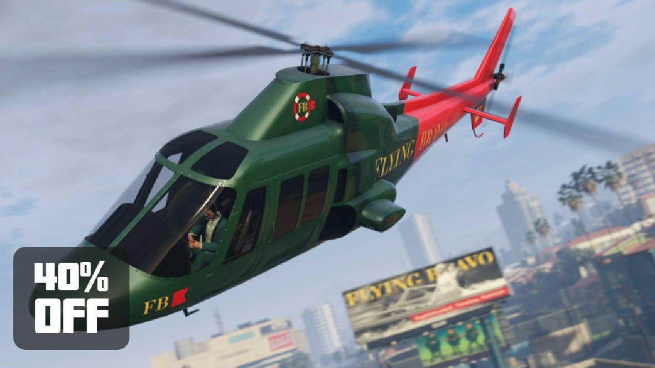 GTA Online - Buckingham Swift