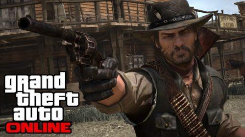 Jogadores de GTA Online encontram easter egg de Red Dead Redemption em Los Santos